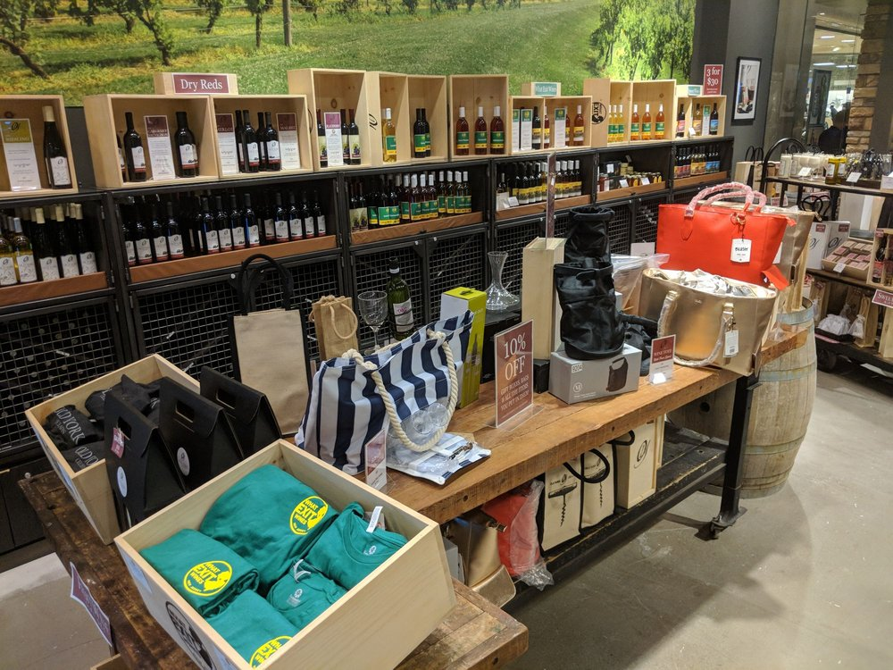 Wine & Gifts at Bridgewater Commons Mall