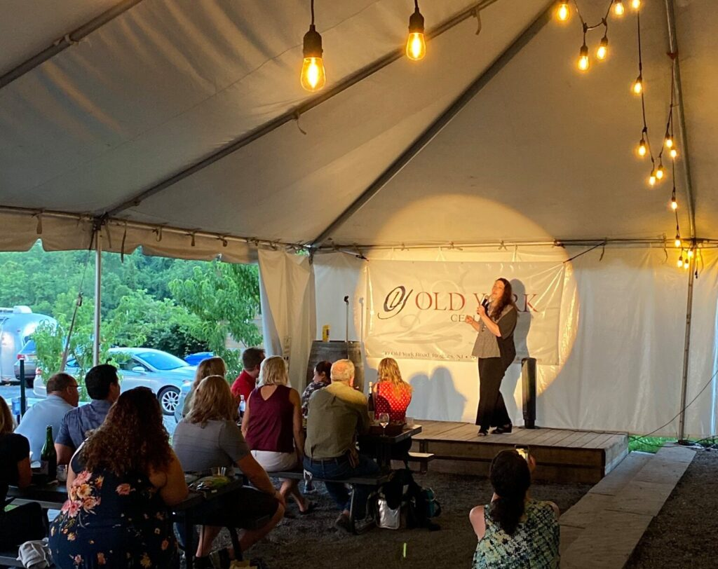 Live Comedy Shows at Old York Cellars