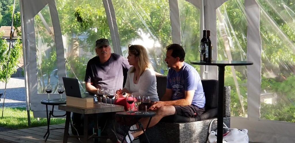 Vintner's Club Happy Hour