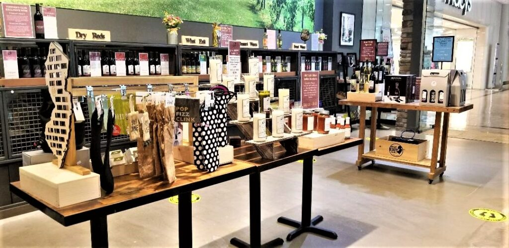 Wine Gifts and Accessories at Old York Cellars, Bridgewater Commons Mall