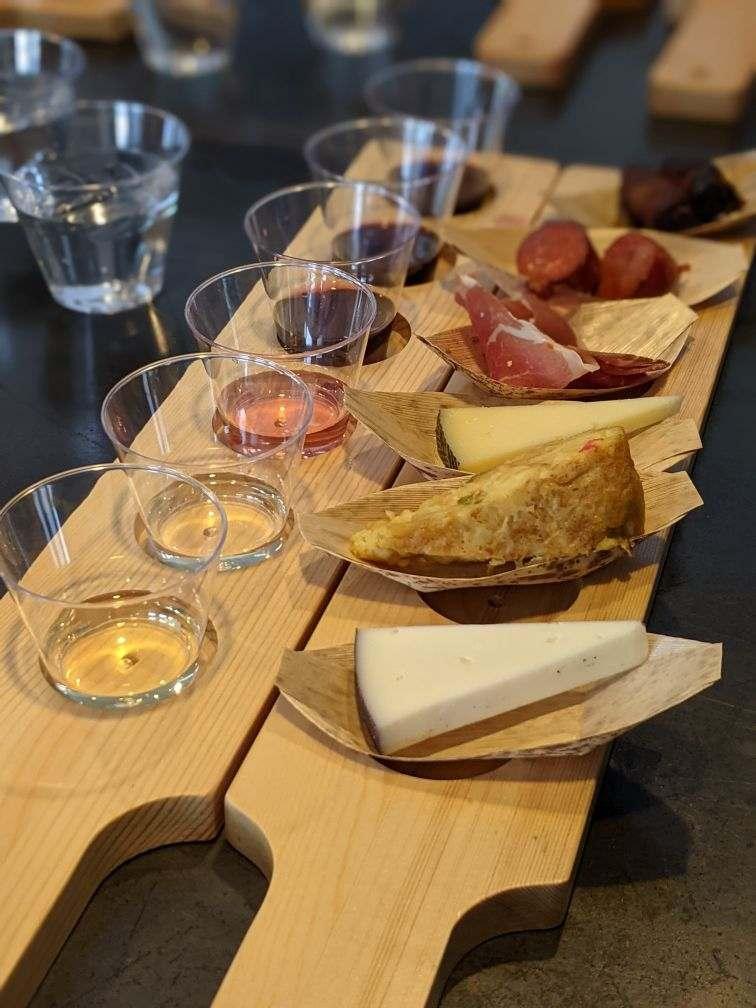 Wine, Charcuterie & Chocolate Experience