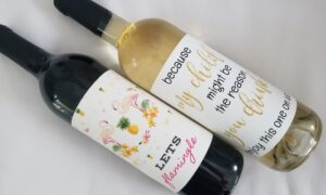 Customize your own wine labels