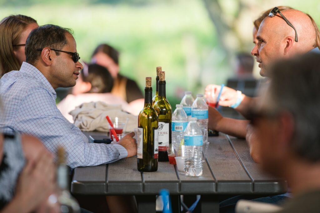 Vintner's Wine Club Members