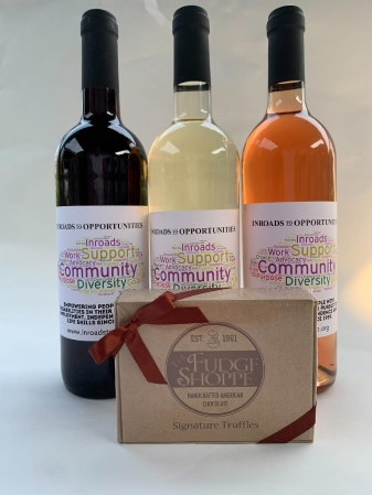 Inroads To Opportunities Virtual Wine Tasting Event