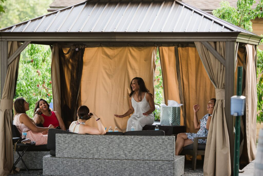 Wine Cabana Reservations at Old York Cellars