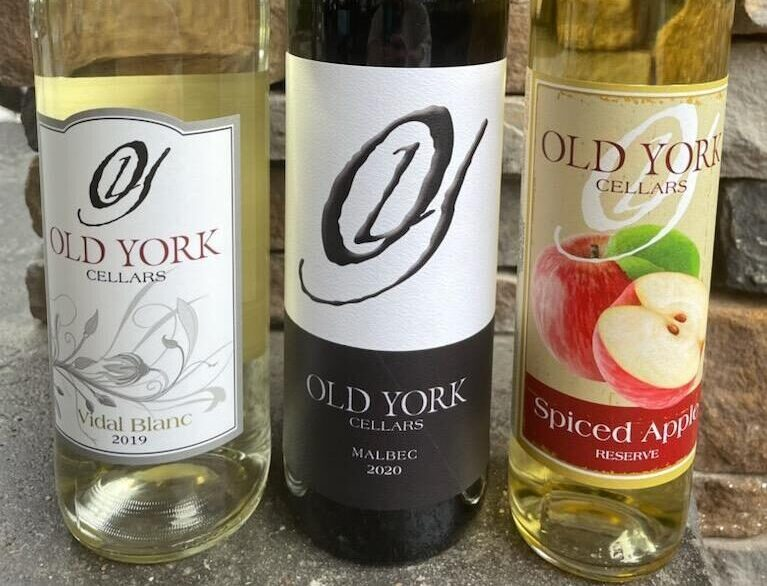 October Featured Wines at Old York Cellars