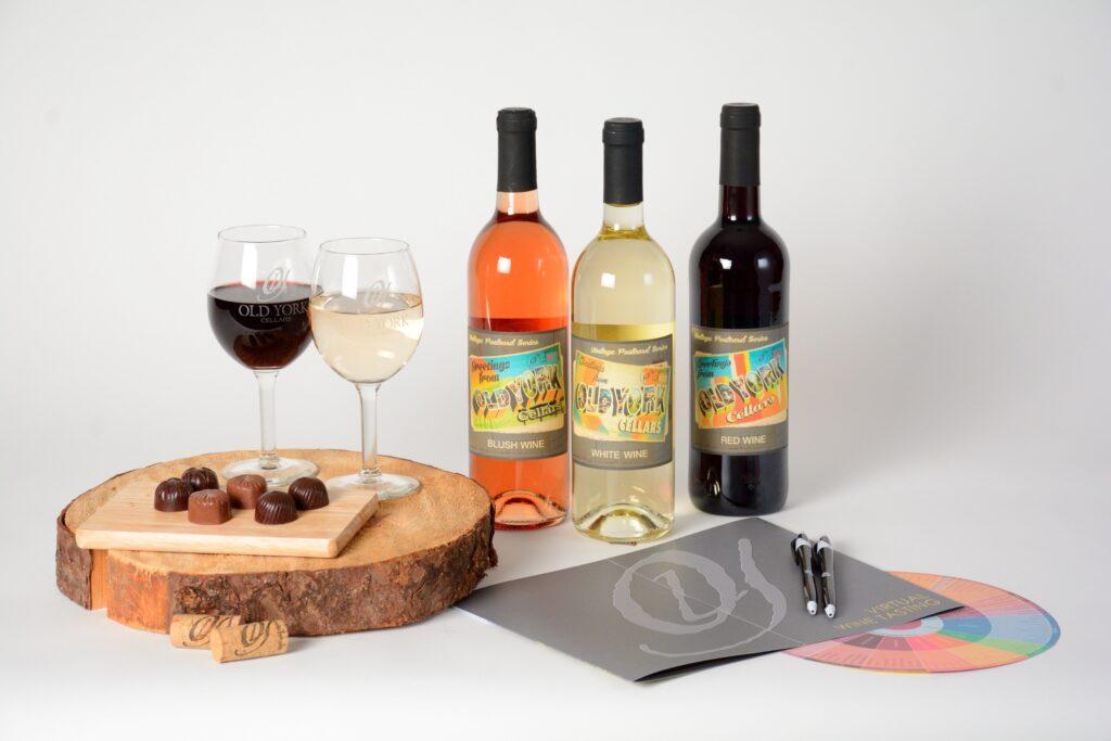 Virtual Wine Tasting Kit