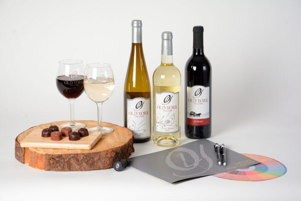 Old York Cellars Favorites Virtual Wine Tasting