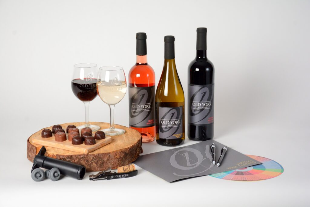 The Reserve Wine Tasting Package at Old York Cellars